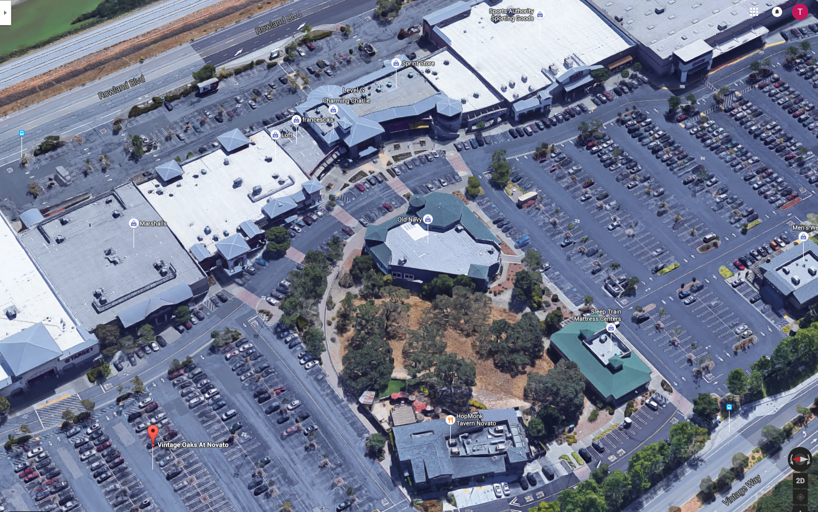 Marin's Retail Power Tenant Centers's screenshot